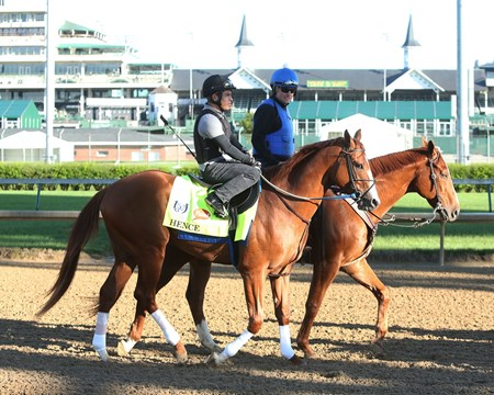 Hence -  Churchill Downs - April 24, 2017