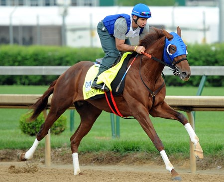 Gunnevera - Churchill Downs - April 29, 2017