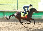 McCraken works at Churchill Downs under Brian Hernandez Jr. April 24