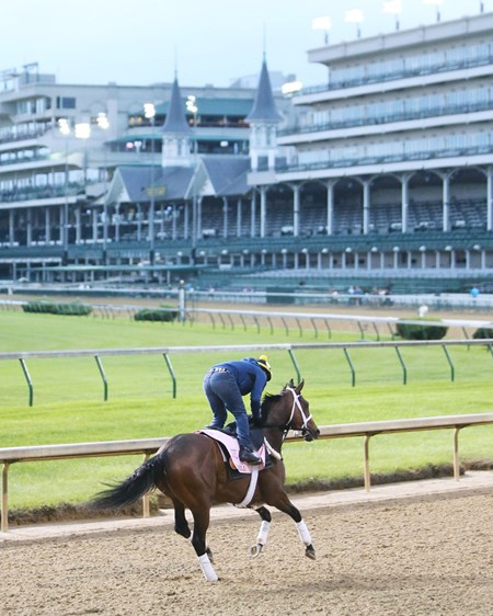 Farrell - Gallop - Churchill Downs - 04-29-17