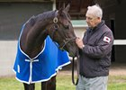 Neil Drysdale and Vexatious at Churchill Downs