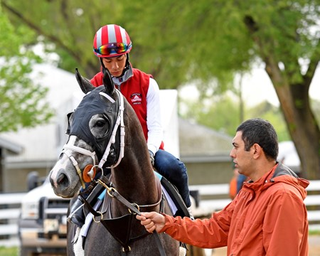 Tapwrit with Jose Ortiz Jr.