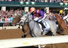 Sailor's Valentine Exits Ashland in Good Order