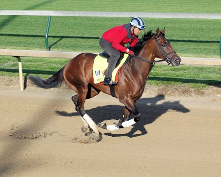 State of Honor - Gallop - Churchill Downs - 04-25-17