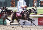 Girvin comes home strong to win the Louisiana Derby