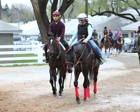 McCraken - Keeneland - April 3, 2017
