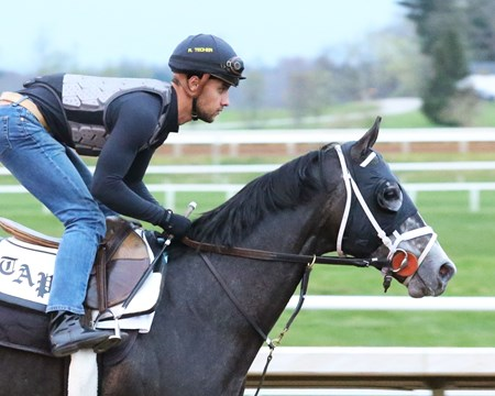 Tapwrit - Keeneland - April 3, 2017