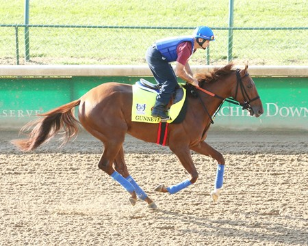 Gunnevera - Gallop - Churchill Downs - 04-25-17