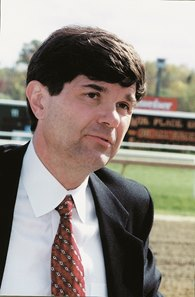 Tim Capps is remembered throughout the Thoroughbred industry