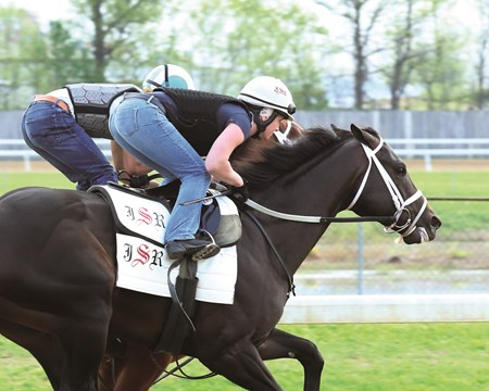 Girvin - Work - Churchill Trackside - 04-15-17