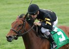Quiet Business Wins Bewitch on Keeneland's Closing Day