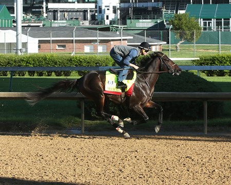 McCraken - Churchill Downs - April 24, 2017