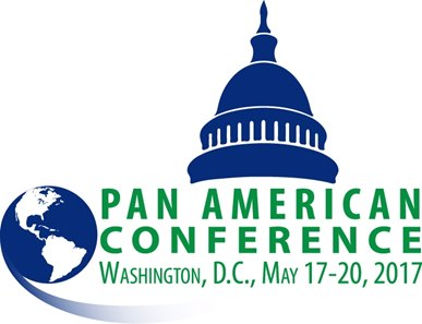 2017 Pan American Conference Logo