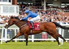 Ribchester opens up to win the Lockinge by 3 3/4 lengths May 20 at Newbury