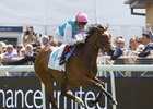 Enable First Black-Type Winner for Nathaniel