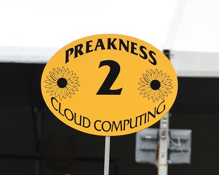 Cloud Computing - Preakness Scene