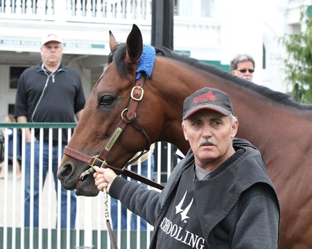 Battle of Midway - Schooling - Churchill Downs - 05-03-17