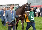 Classic Empire to Begins Belmont Training