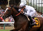 Yoshida Steps Up for Belmont Derby