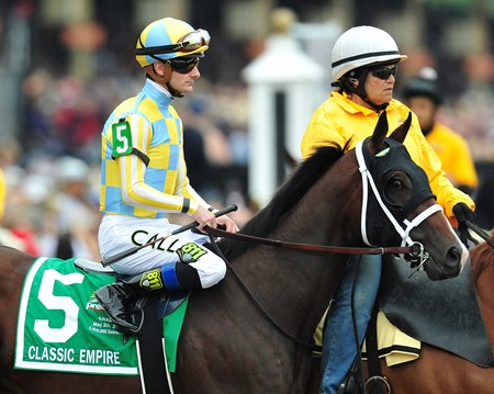 Classic Empire - Preakness Stakes