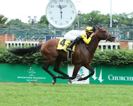 Some in Tieme wins the 2017 Louisville Handicap