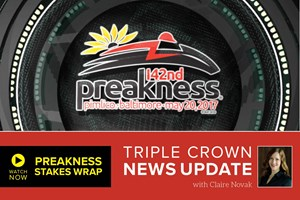 Preakness Stakes Wrap