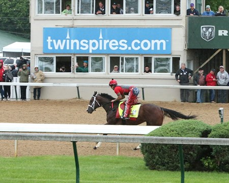 Classic Empire - Gallop - Churchill Downs - 05-04-17