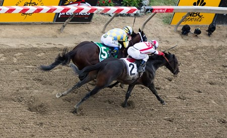 Cloud Computing in the final stride to pass Classic Empire in the Preakness