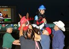 Trainer Offolter Grabs Career Win 1,000 at Will Rogers
