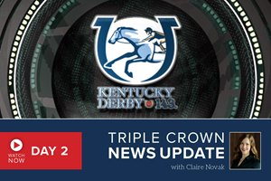 Triple Crown News Update Day 2