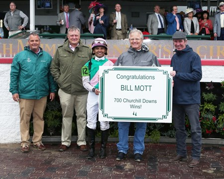 Wessex - Allowance Win, Churchill Downs - May 4, 2017 