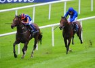 Churchill and Ryan Moore take the Irish 2,000 Guineas from Thunder Snow and Christophe Soumillon