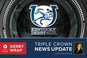 Kentucky Derby Wrap