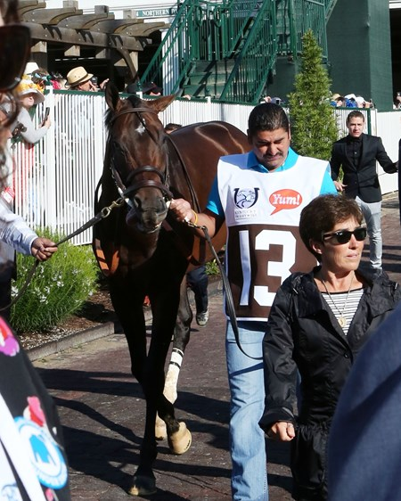 J Boys Echo - Churchill Downs - 05-06-17
