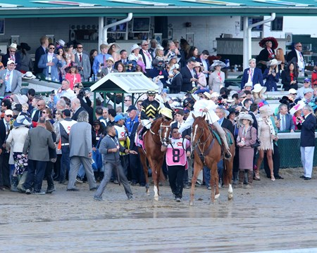 Hence - Churchill Downs - 05-06-17