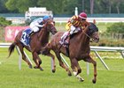 Irish Strait Sentimental Choice in Monmouth Stakes