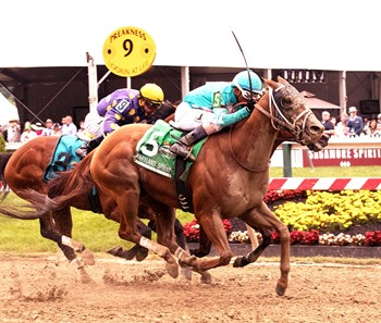 Whitmore wins the 2017 Maryland Sprint Stakes