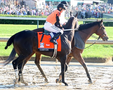Girvin - 2017 Kentucky Derby