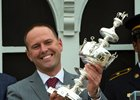 Chad Brown won his first classic in 2017 with Preakness Stakes victor Cloud Computing