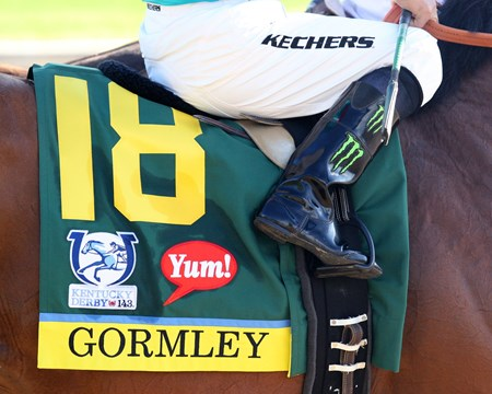 Gormley - Churchill Downs - 05-06-17