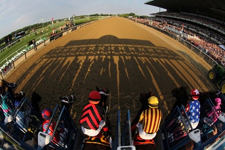 The Belmont Stakes start on June 10, 2017.