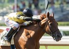 Street Surrender and Evin Roman win the Southern Truce Stakes
