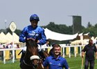 Ribchester after his victory in the Queen Anne Stakes at Royal Ascot in June