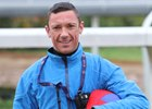 Frankie Dettori sustained an arm injury at Yarmouth