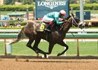 Spirit of Shanghai wins her debut at Santa Anita