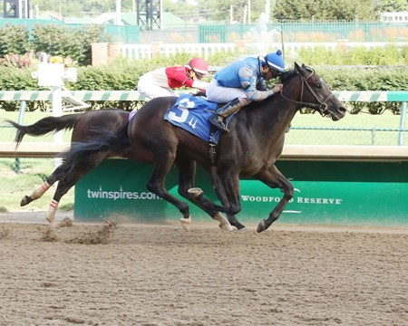 Hollywood Star - Maiden Win, Churchill Downs - June 28, 2017