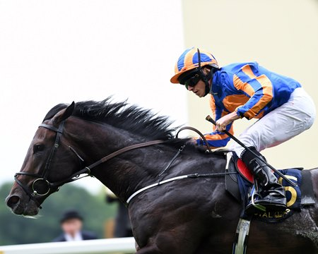 Sioux Nation wins the Norfolk Stakes at Royal Ascot