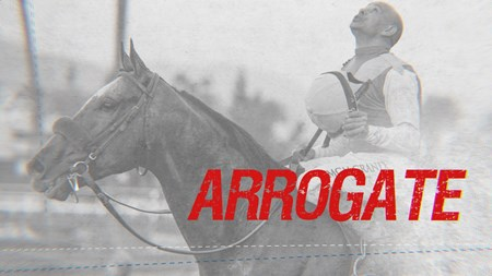 Arrogate: Sitting on Top of the World