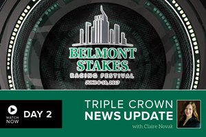 Belmont Stakes News Update June 8