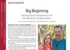 Southeast Regional: Big Beginning